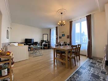 Appartement meublé 3 pièces 56,87 m2