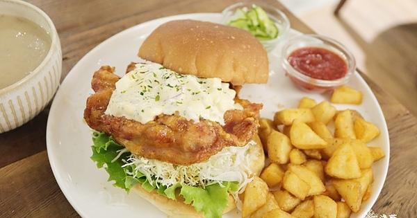 Waku Waku Burger わくわく~不一樣的日式和風漢堡