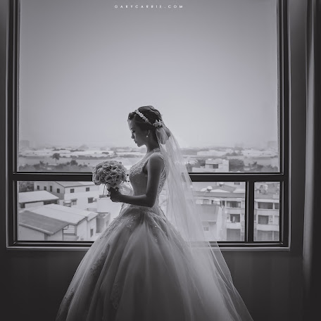 婚礼摄影师 Gary Chen (garycarrie). 07.08.2017的图片
