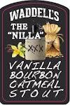 Waddells The Nilla Vanilla Bourbon Oatmeal Stout Nitro