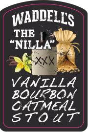 Logo of Waddells The Nilla Vanilla Bourbon Oatmeal Stout Nitro