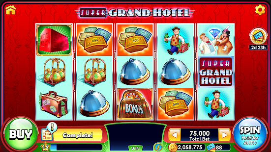 MONOPOLY Slots Screenshot