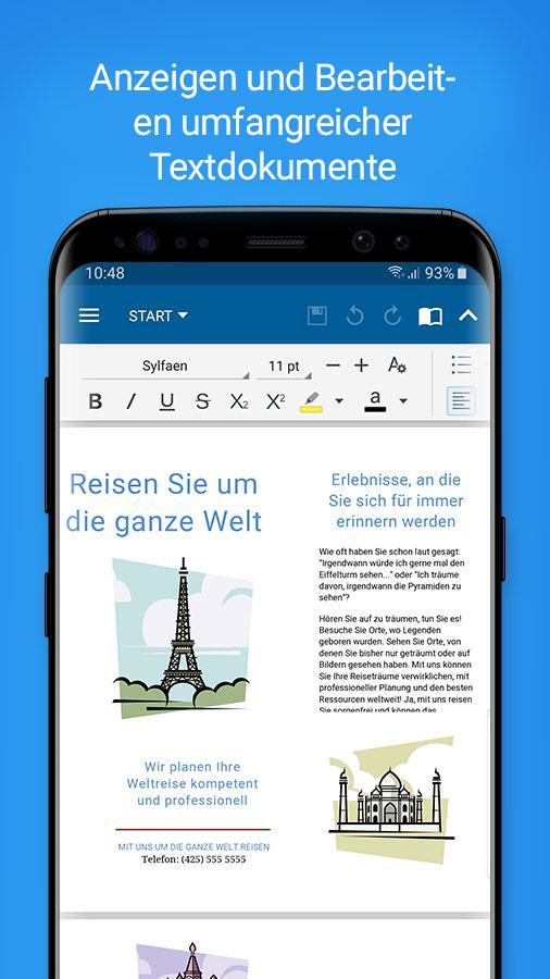 OfficeSuite – Office, PDF, Word Sheets Slides Note v10.10.22900 [Premium Mod] APK [Latest]