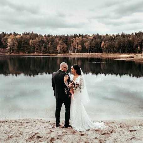 Wedding photographer Krzysztofa Kowerczuk (kr-foto). Photo of 27.01.2018