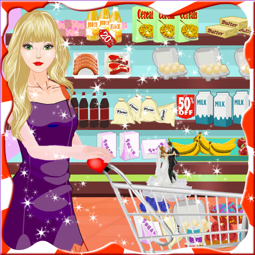 Heart Wedding Cake Cooking (game)