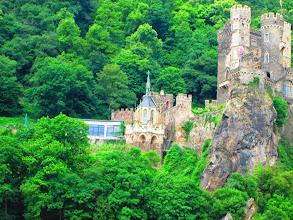 Photo: Kapelle neben der Burg