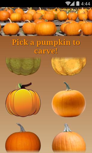 Pumpkin Carver 3.0.0 screenshots 2