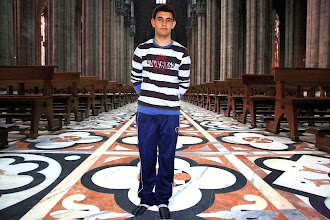 Photo: The Marble Floor of the Duomo, Milano, Italy