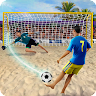 Shoot Goal - Beach Soccer Game APK Icon