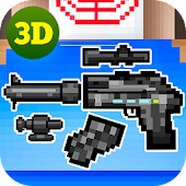 Weapon Crafter Simulator 3D