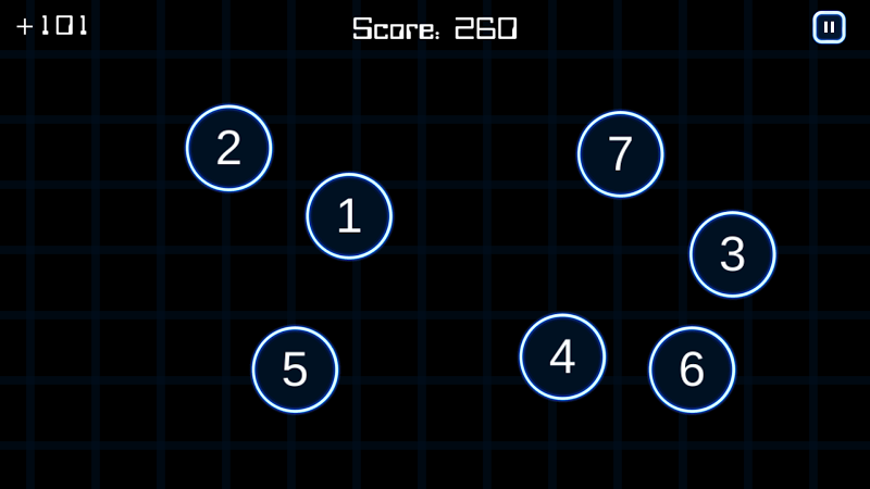 Скриншот Monkey Memory Test