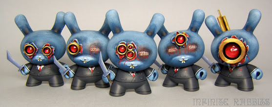 """Photo: Jack's Red Team - 3"""" Dunnys"""