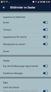 Download World Messenger App For PC Windows and Mac apk screenshot 5