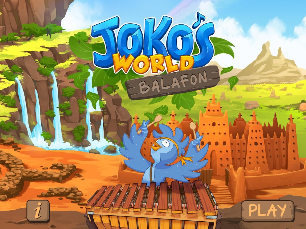 Balafon ~ Joko's World- screenshot