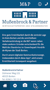 Mußenbrock & Partner- screenshot thumbnail
