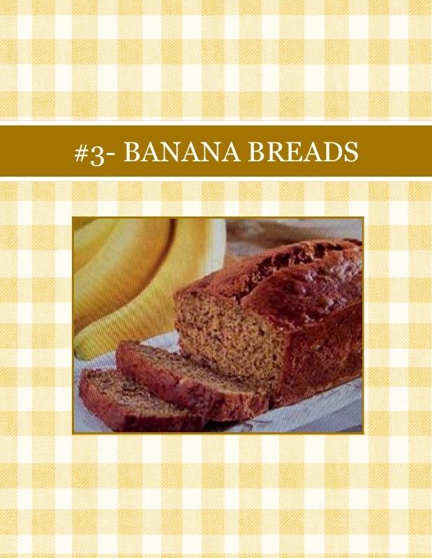 #3- BANANA  BREADS