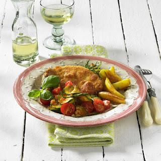 Pork Chops Milanese