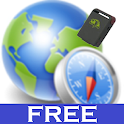 GPS Tracker Car TK SMS Free icon