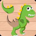 Animals Puzzle for Kids: Preschool icon
