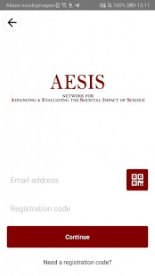 Download AESIS IoS20 conference For PC Windows and Mac apk screenshot 2
