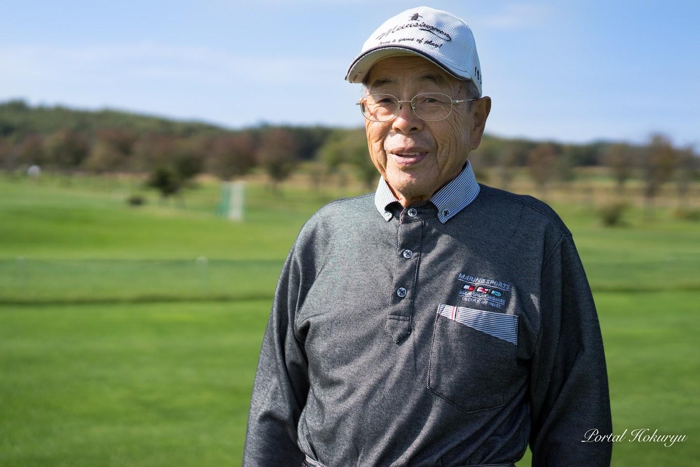 干場一さん(88歳)