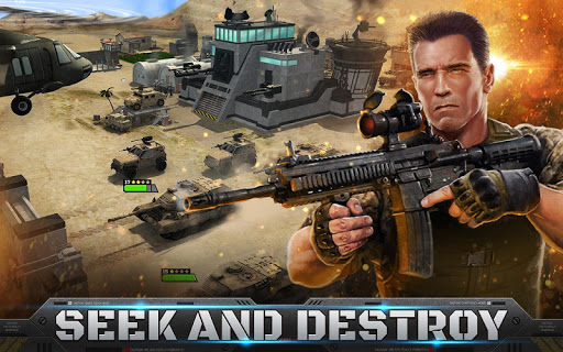 Mobile Strike - screenshot