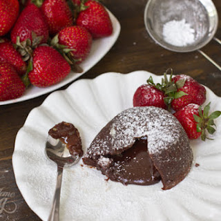 Moelleux au Chocolat (Chocolate Lava Cake)