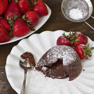 Vanilla Lava Cake Recipes.