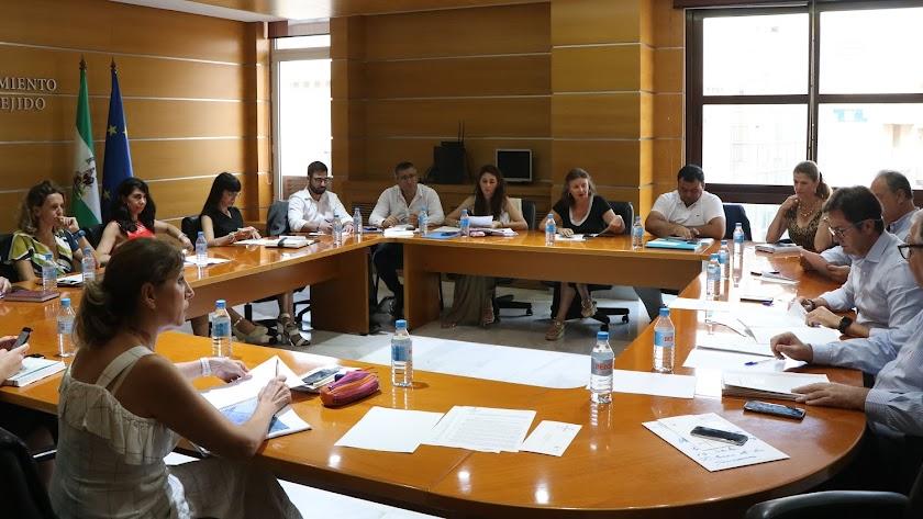 Junta de Gobierno del Ayuntamiento de El Ejido.