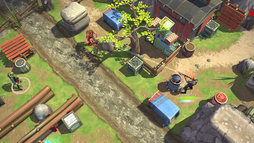 Space Marshals 2 para Android