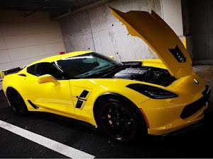 コルベット クーペ 2019 Chevrolet Corvette C7 Grand Sportのカスタム事例画像 たまさんの2020年03月28日17:56の投稿