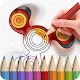 Fidget Spinner Coloring Books