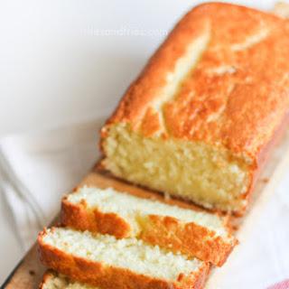 Vanilla Yogurt Cake