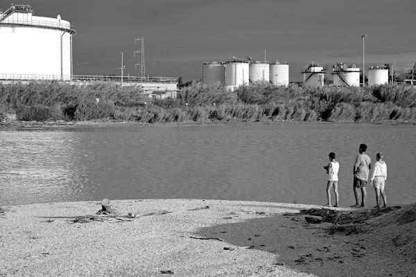 Laguna tra gli Idrocarburi. di MicheleCarrano