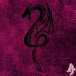 Kit Kat Dragon Pink Theme