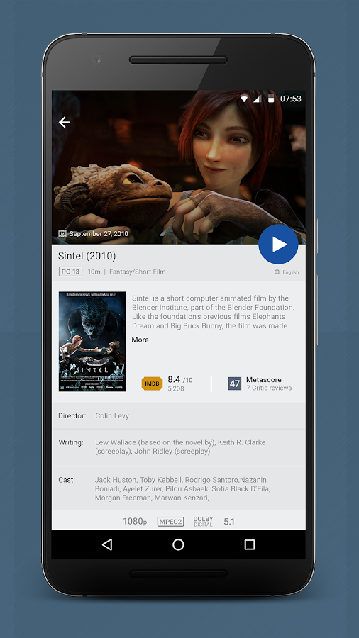 PlayerXtreme Media Player - Movies & streaming- screenshot