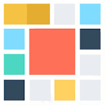 Shades ColorBrix:Simple Puzzle Icon