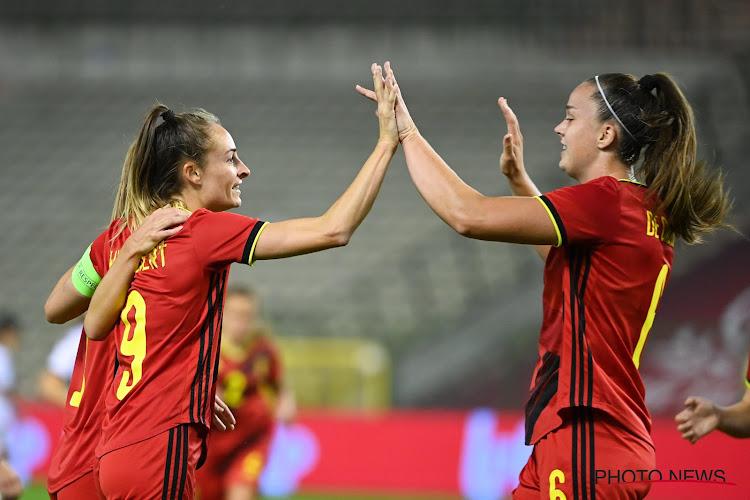 """September enorme groeimaand voor vrouwenvoetbal: """"Doet moeilijke coronaperiode vergeten"""""""