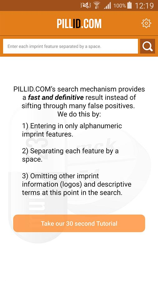 pill identification - android apps on google play, Skeleton