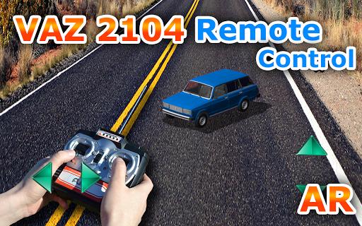 Vaz 2104 Remote Control