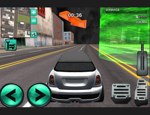 玩免費模擬APP|下載市区城市豪华轿车司机3D app不用錢|硬是要APP