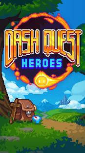 Dash Quest Heroes- screenshot thumbnail