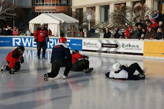 Photo: Polar Soccer WM 2011 -Der Sport für Rentner - meistens im Liegen gespielt