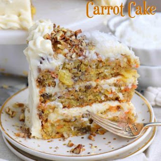 To-Die-For Carrot Cake {Recipe}.