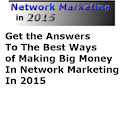 Network Markeing In 2015