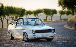 Volkswagen Golf Cabriolet Rent Leiria