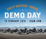 Demo Day at The Quarry Centre! : Harley-Davidson Durban