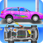 Super Car Wash And Fix Mod