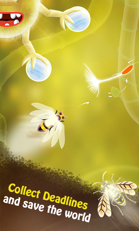 Dandelion- screenshot