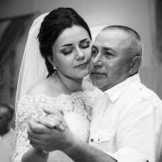 Wedding photographer Yuliya Pandina (Pandina). Photo of 19.04.2018